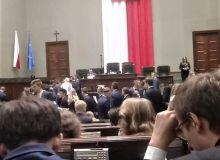Obrady XXIV Sesji Sejmu Dzieci i Młodzieży